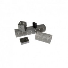 180L0083 Block for 3 CETOP3 valve 4/3